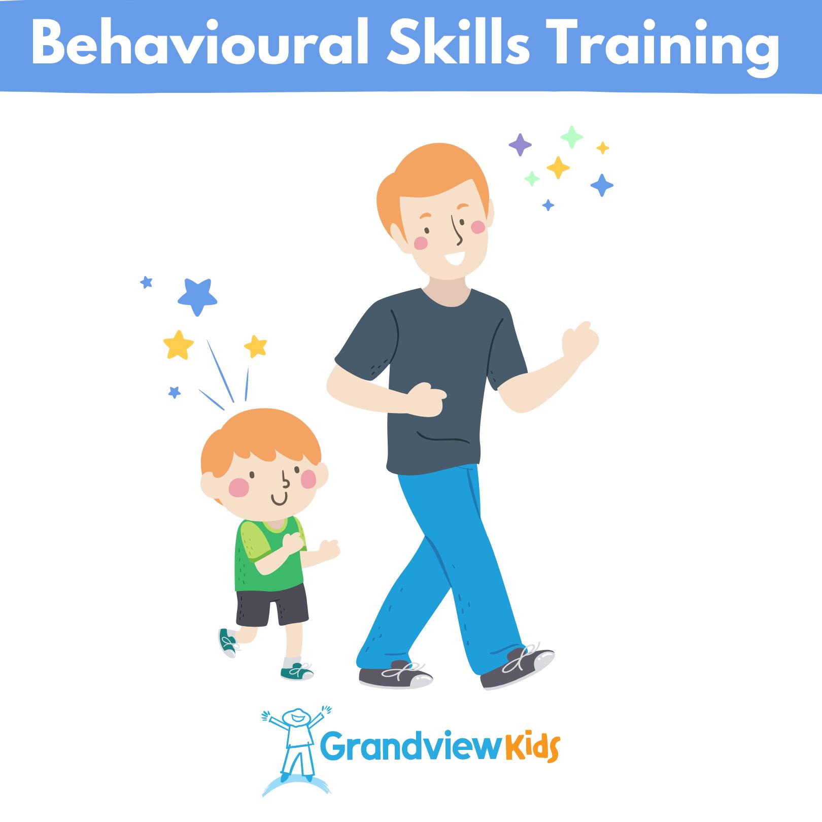 Behavioural Skills Training cover image
